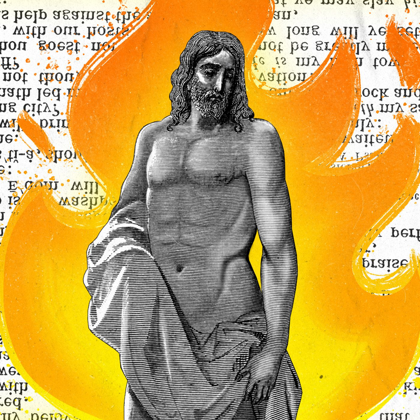 "Church, Christianity, and the long shadow of ""hot Jesus"" - Vox"