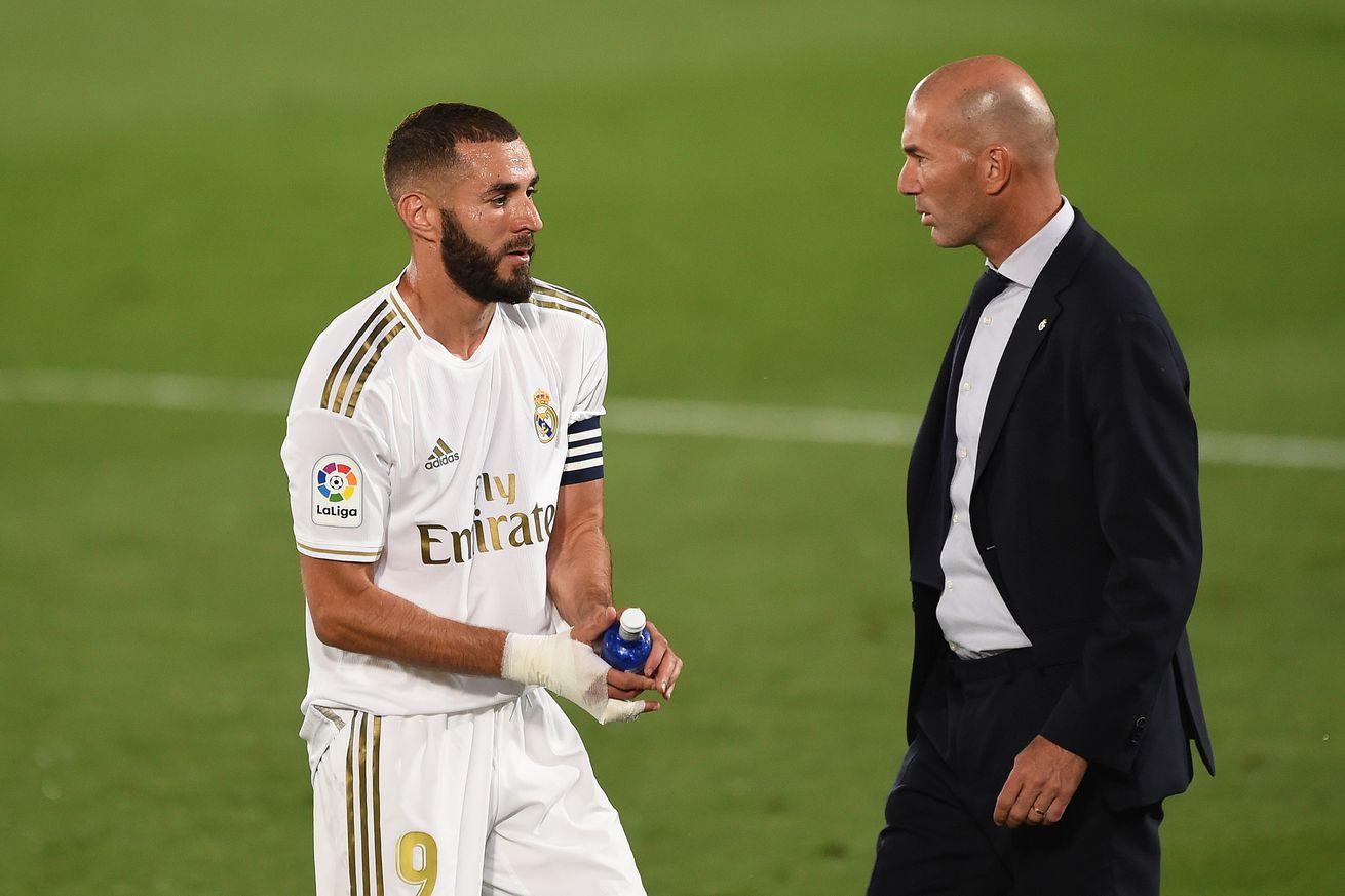 CONFIRMED lineups: Granada vs Real Madrid, 2020 La Liga