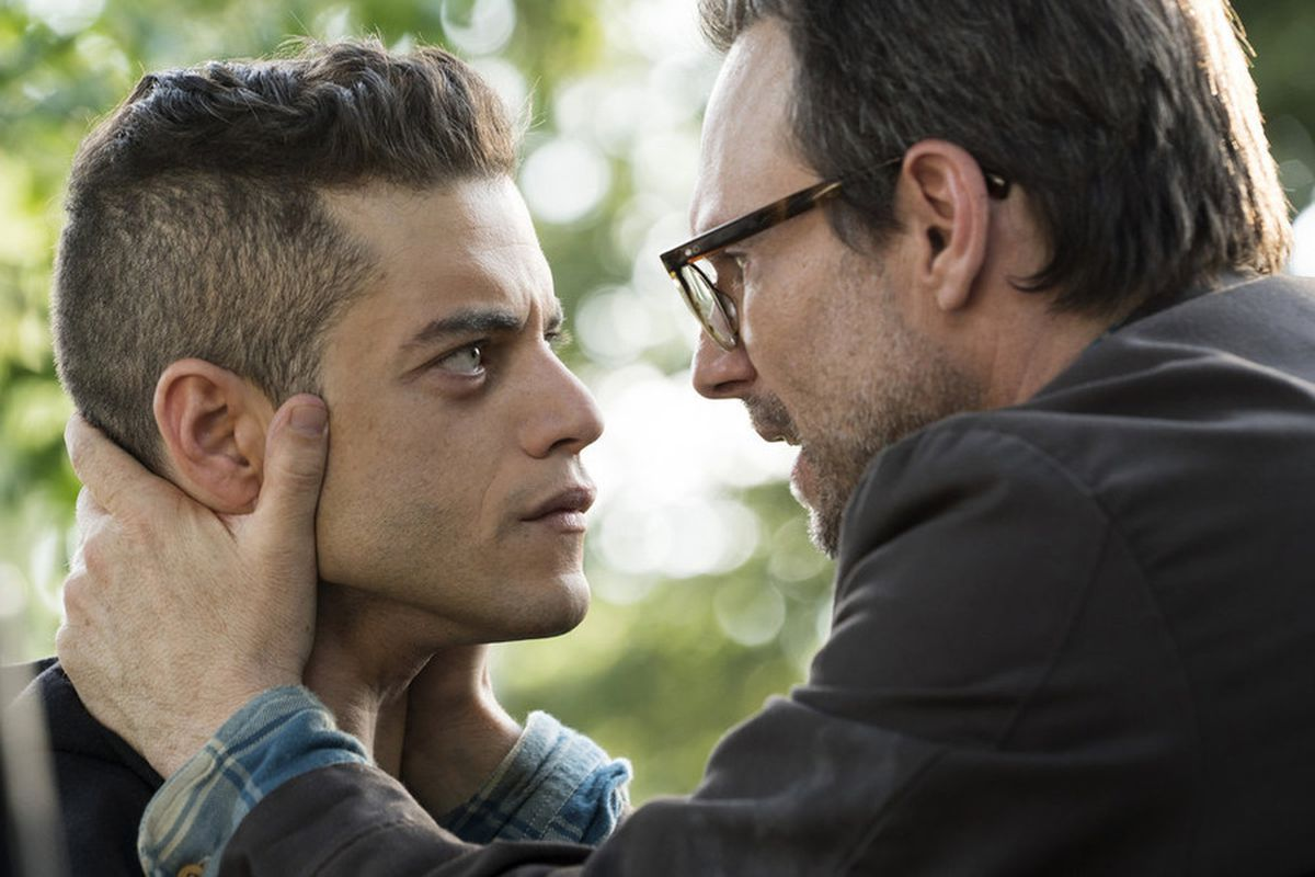 Unconventional framing proves the key to Mr. Robot's success.