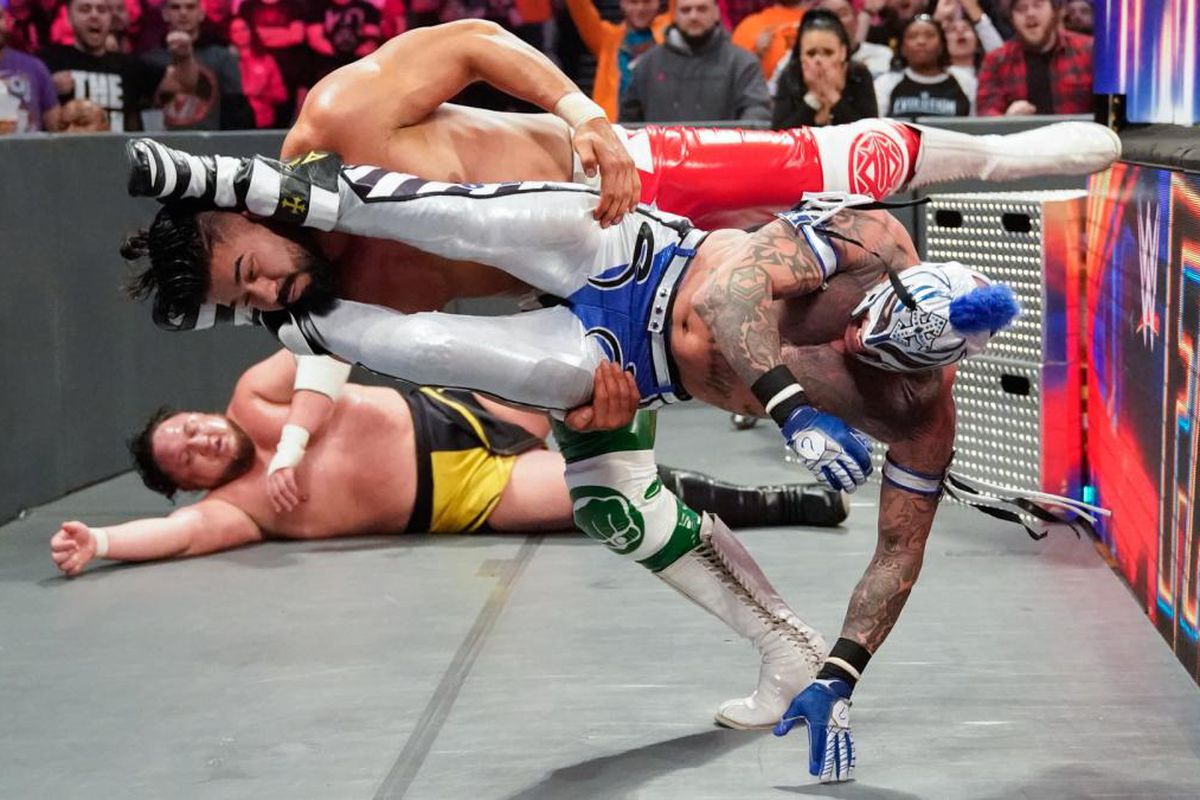 List Of Wwe Papervieuw 2019: WWE Fastlane 2019 Results: What Was 'Match Of The Night