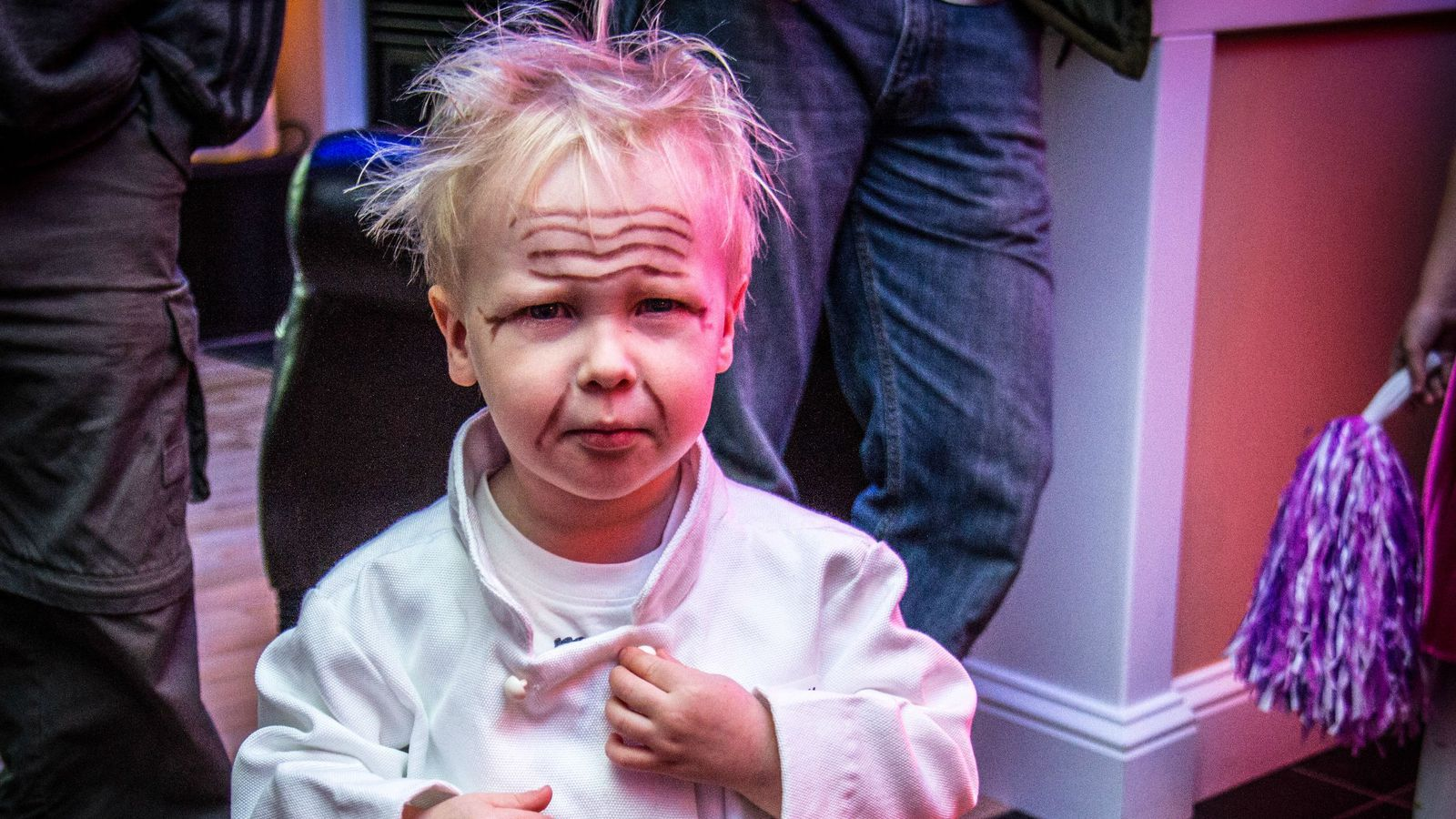 Please Dress Your Kid Up As Gordon Ramsay This Halloween