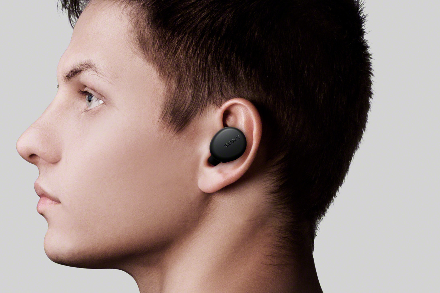 Sony S Latest True Wireless Earbuds Have Nine Hour Battery Life And Cost 129 99 The Verge