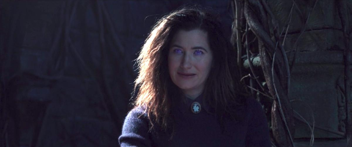 Agnes/Agatha Harkness in WandaVision