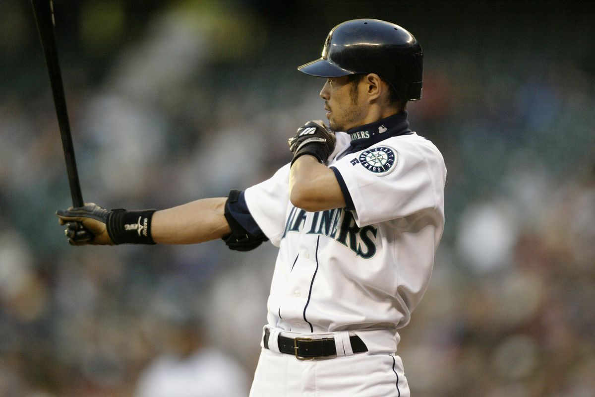 best sneakers c321d 3b430 Ichiro Suzuki statistics: The Mariners legend's career in 27 ...