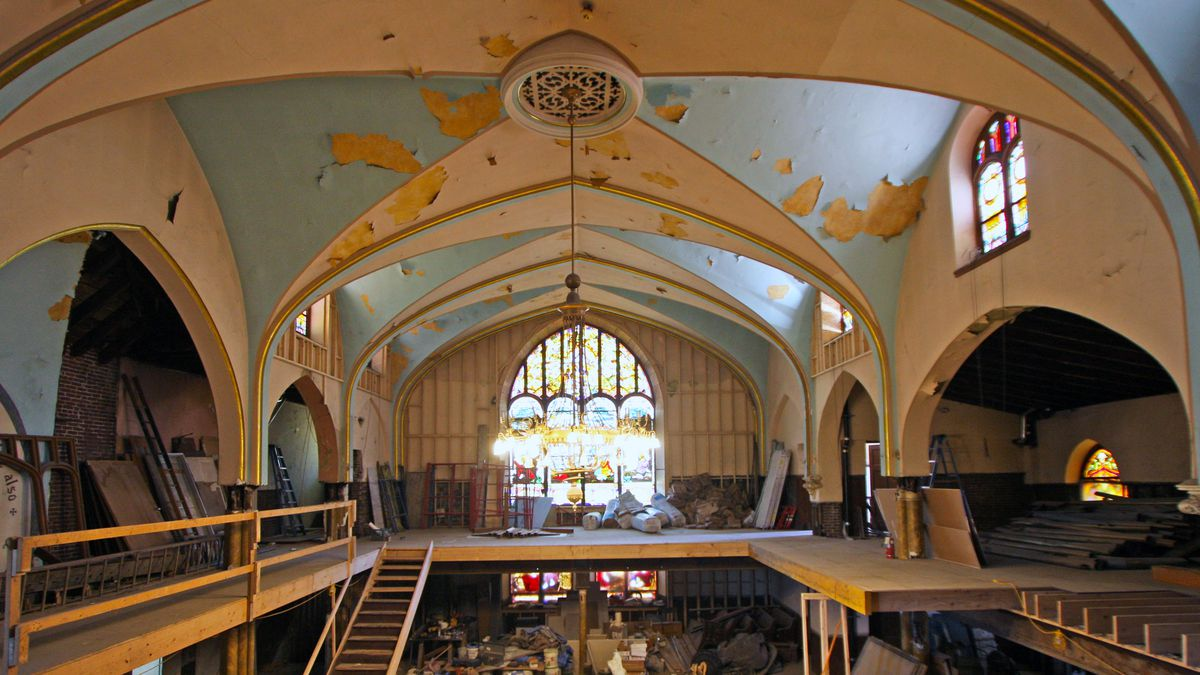 Saving South Philly\'s churches - Curbed Philly