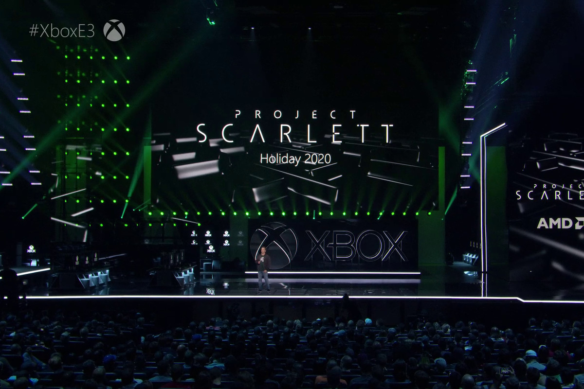 Image result for project scarlett e3 2019