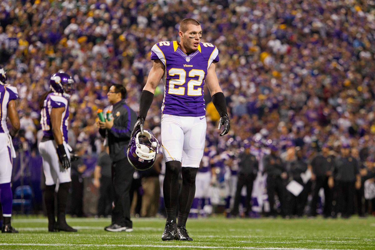 Harrison Smith injury Vikings S not planning surgery on toe per