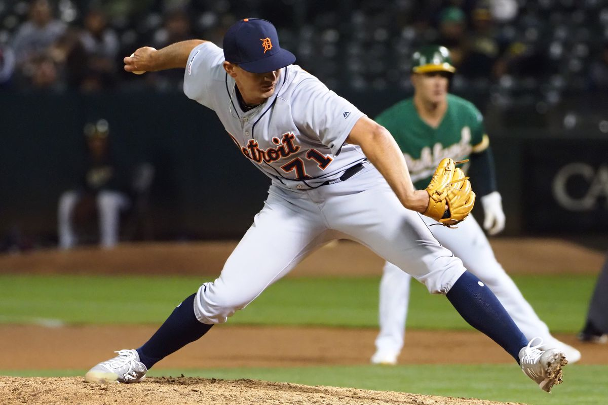 Tigers 5, Athletics 4: Young hitters come up big to break