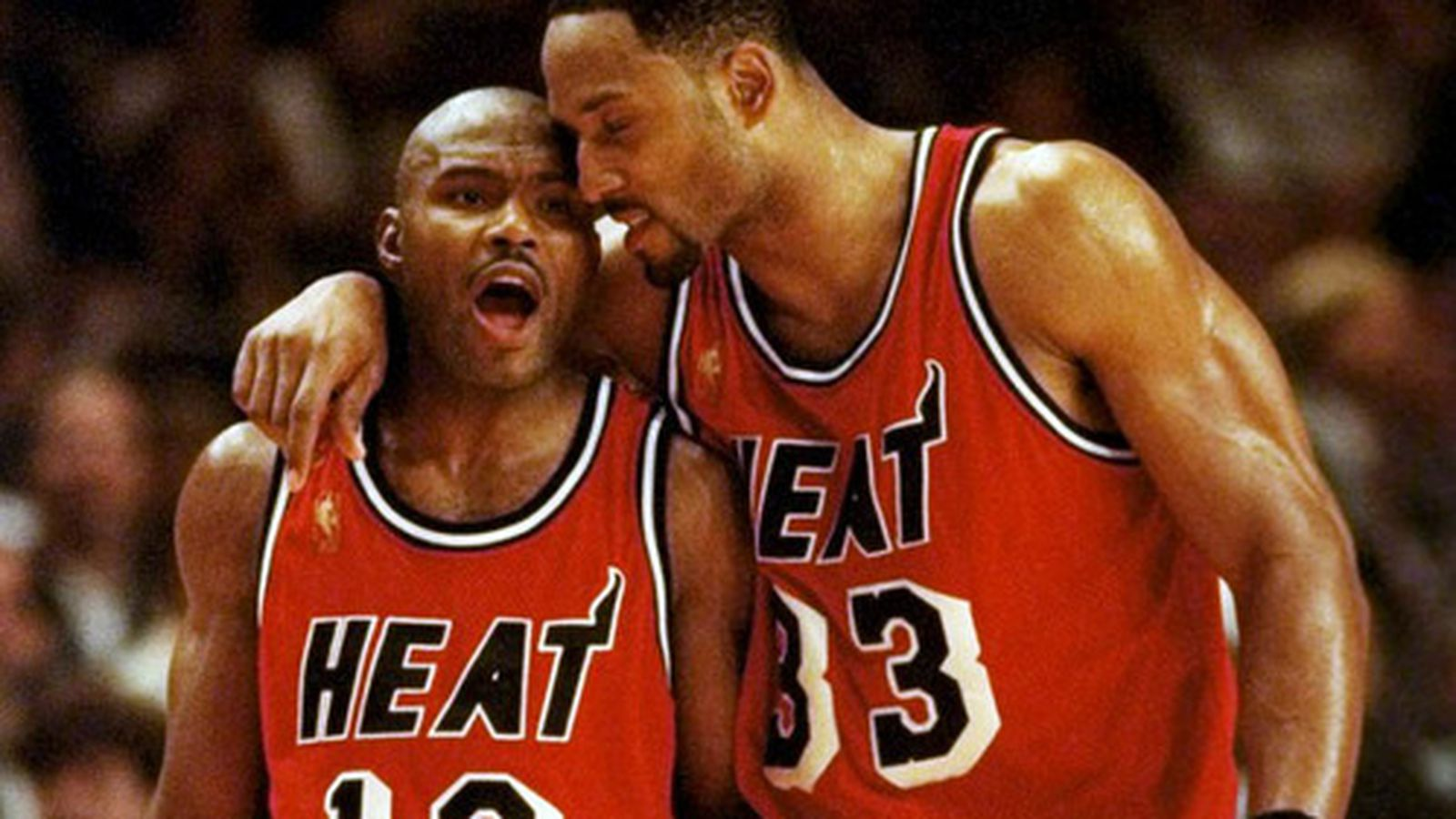Heat Legends Tim Hardaway and Alonzo Mourning named Hall of Fame Finalists - Hot Hot Hoops