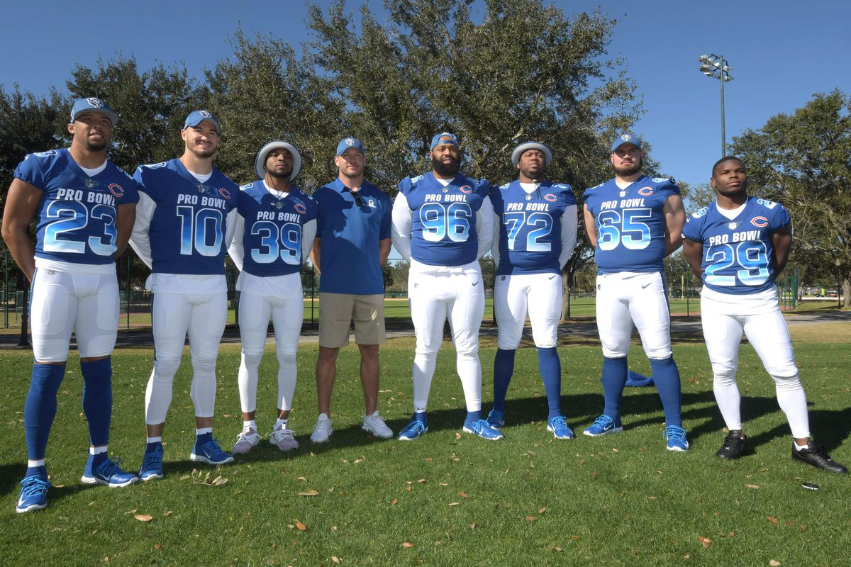 NFL: Pro Bowl-NFC Practice