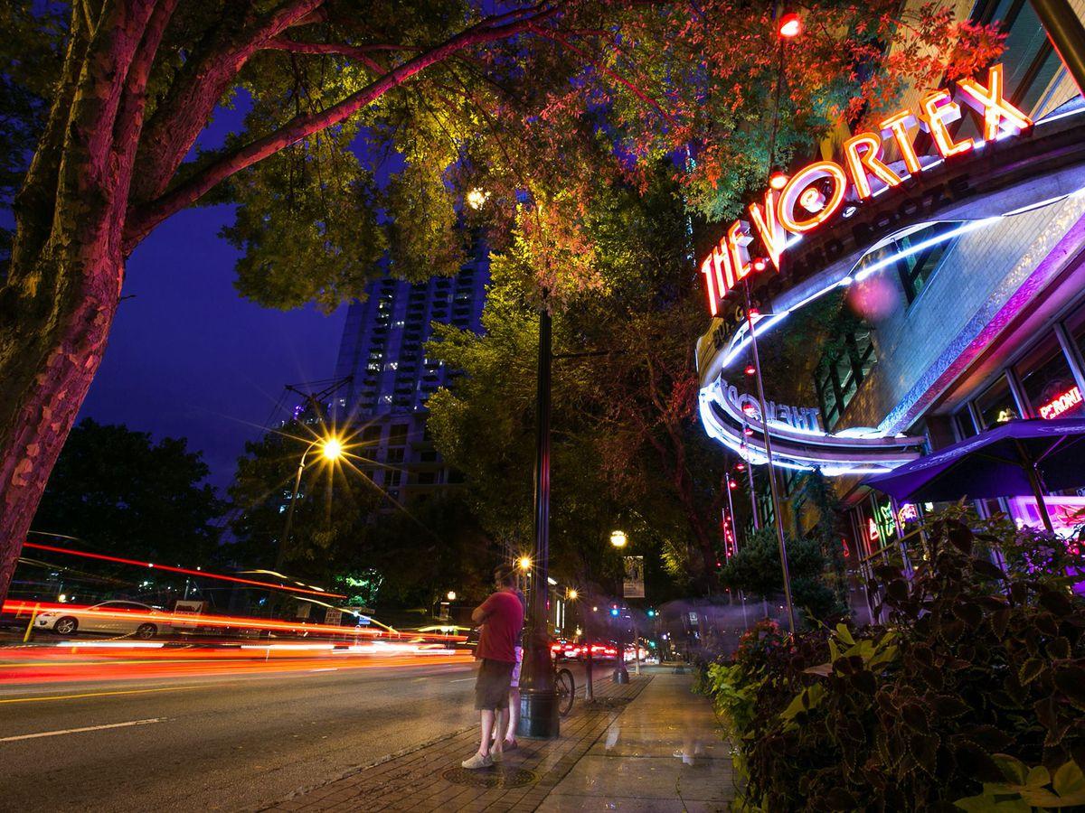 The Vortex in Midtown Atlanta