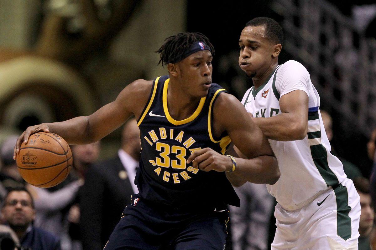 Indiana Pacers v Milwaukee Bucks