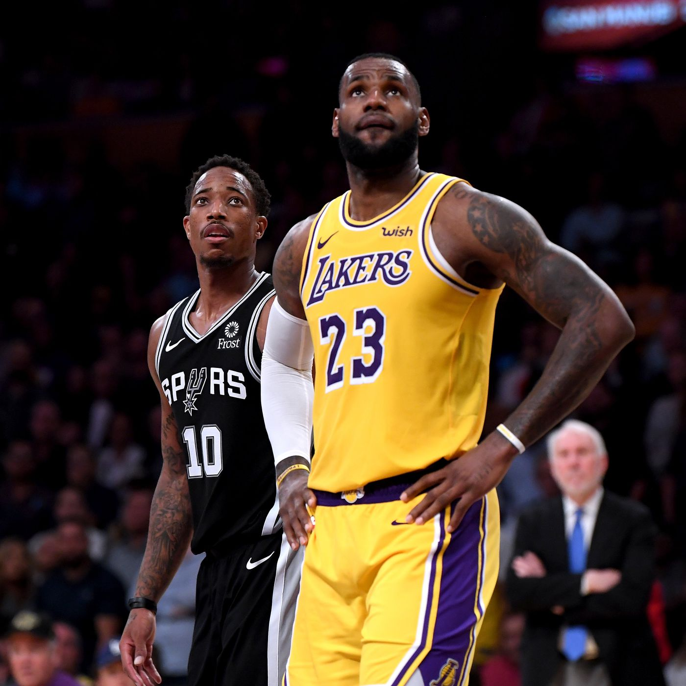 6c0ffc0f 8 reasons LeBron James and the Lakers are 0-3 after an OT loss to the Spurs