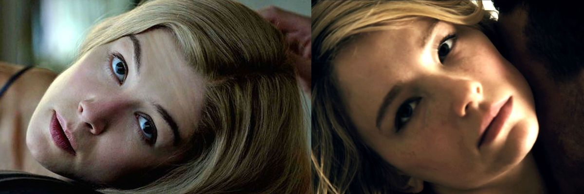 Stop Comparing Gone Girl And The Girl On The Train Gone Girls Way