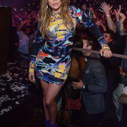 Jennifer Lopez. Photo: Al Powers/Powers Imagery