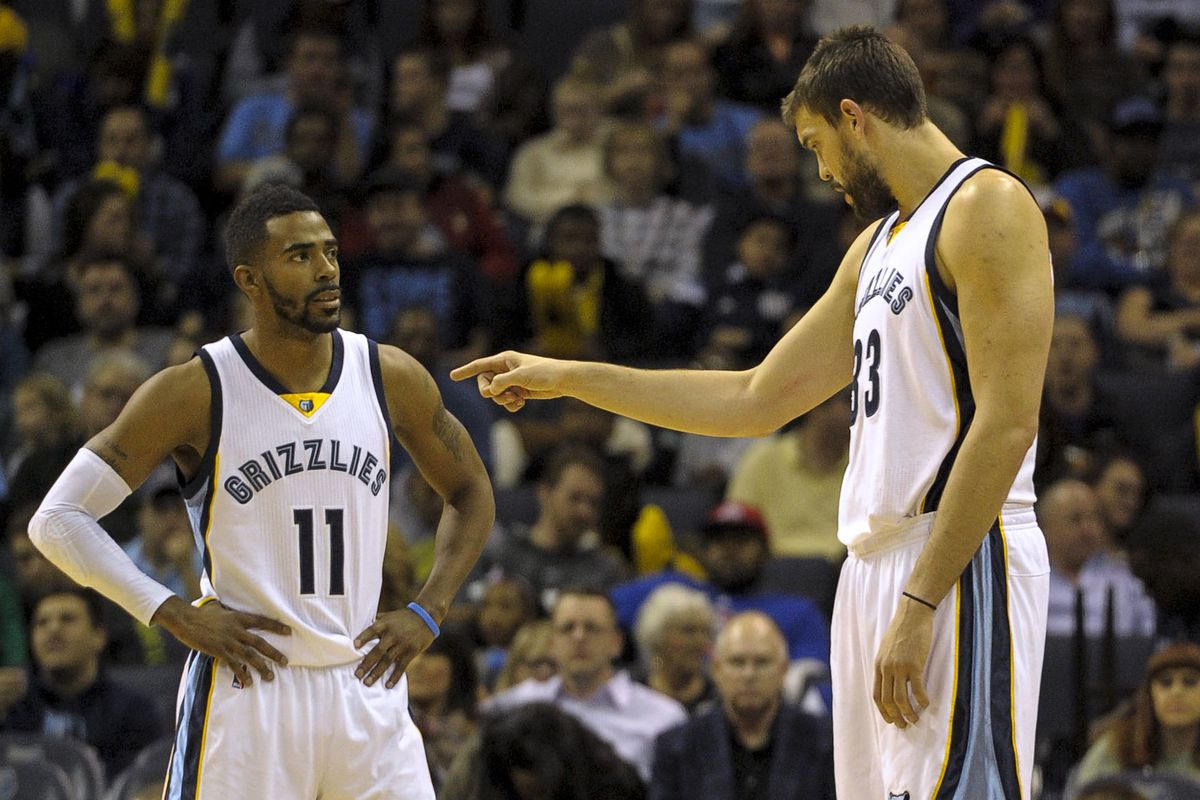 """For the youngest pieces of the Grizzlies' """"Core Four"""", time running out is a gift and a curse."""
