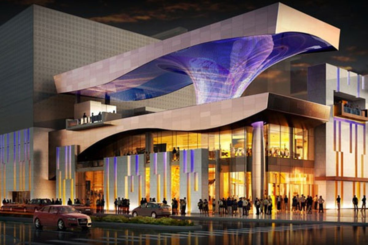 A rendering of the future Linq