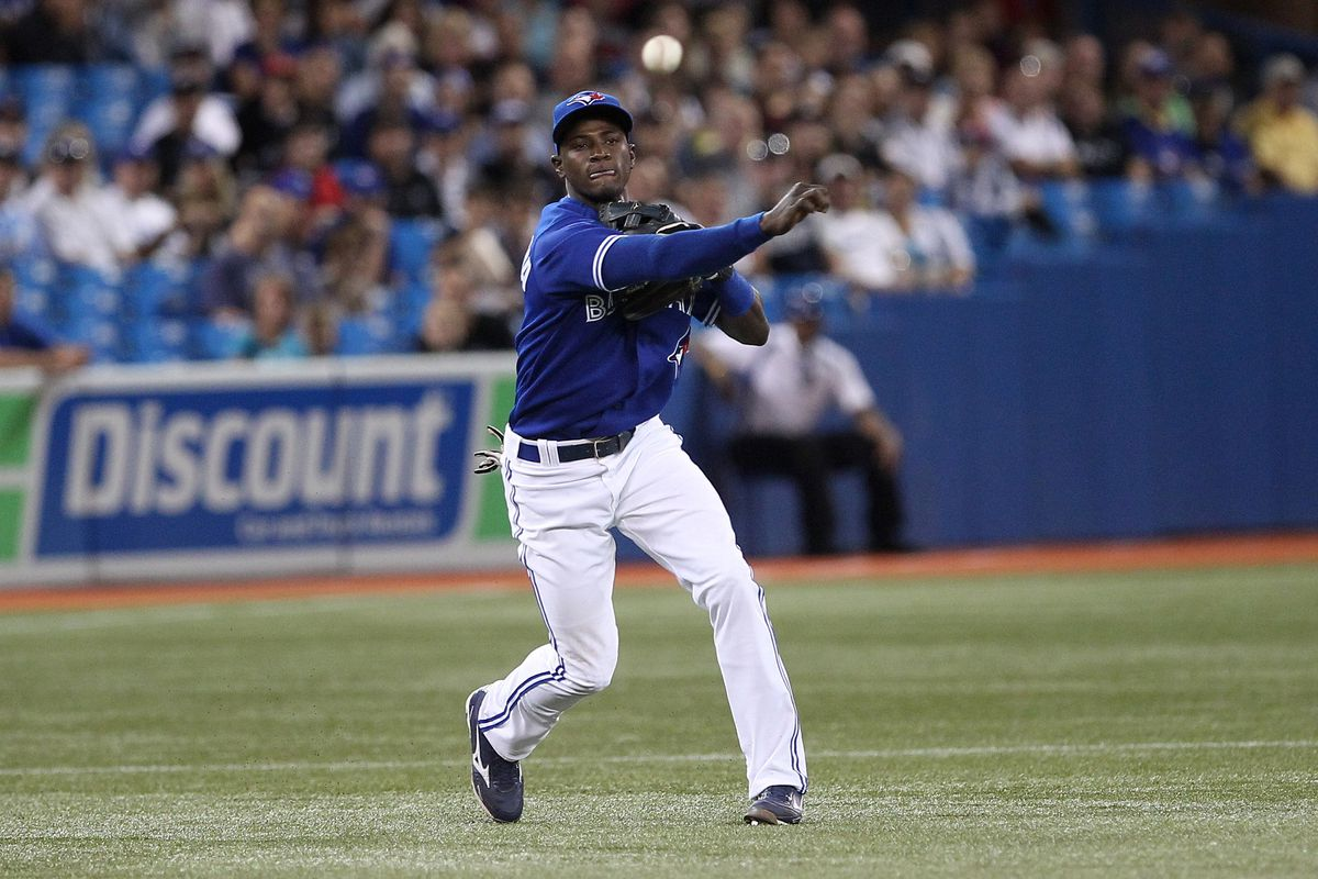 It's been six years since the Blue Jays signed Adeiny Hechavarria