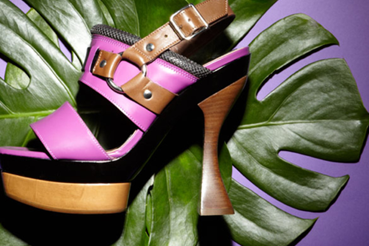 Marni shoes and accessories today on MyHabit