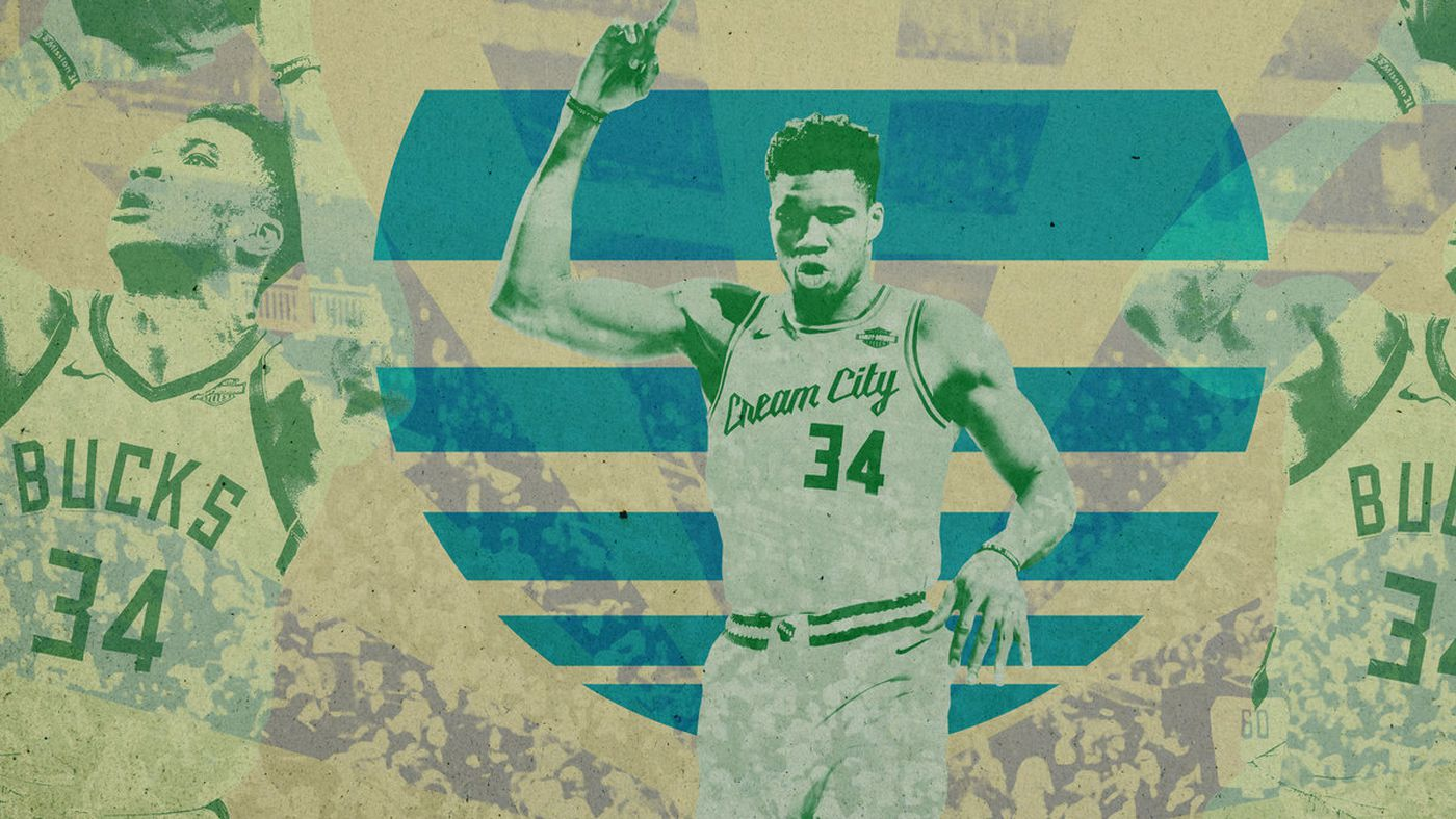 Giannis Antetokounmpo Is Still Evolving, to Chagrin of Everyone Else
