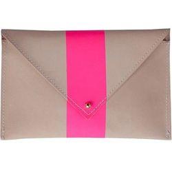 """<b>Claire Vivier</b> La Pochette, <a href=""""http://shopjumelle.com/index.php/accessories/bags/clare-vivier-la-pochette-natural.html"""">$150</a> at Jumelle"""