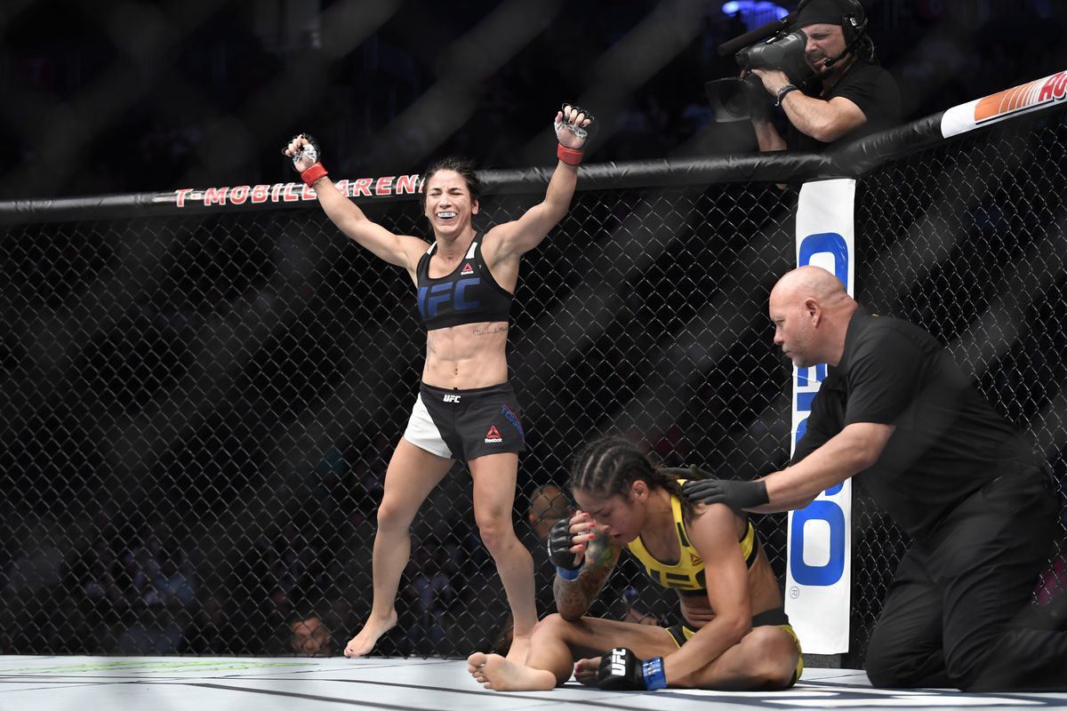 MMA: The Ultimate Fighter-Torres vs Lima