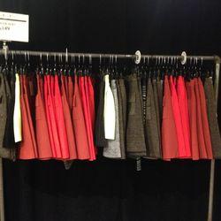 Knit skirts, $149