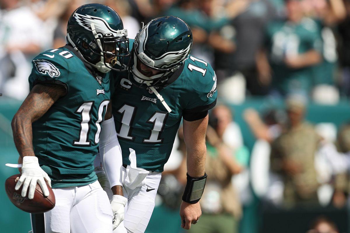 Eagles Vs Redskins Final Score Observations From
