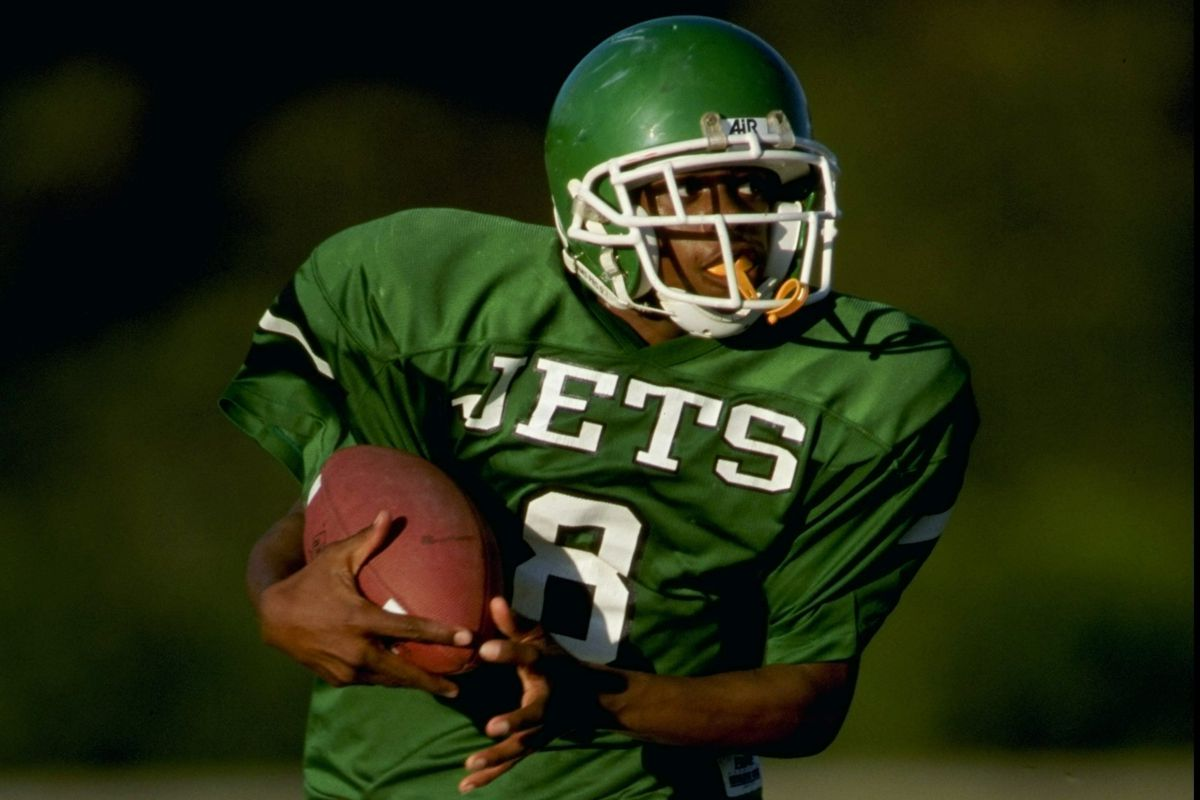 Just a kid? Or the next running back recruit for North Texas's class of 2022?