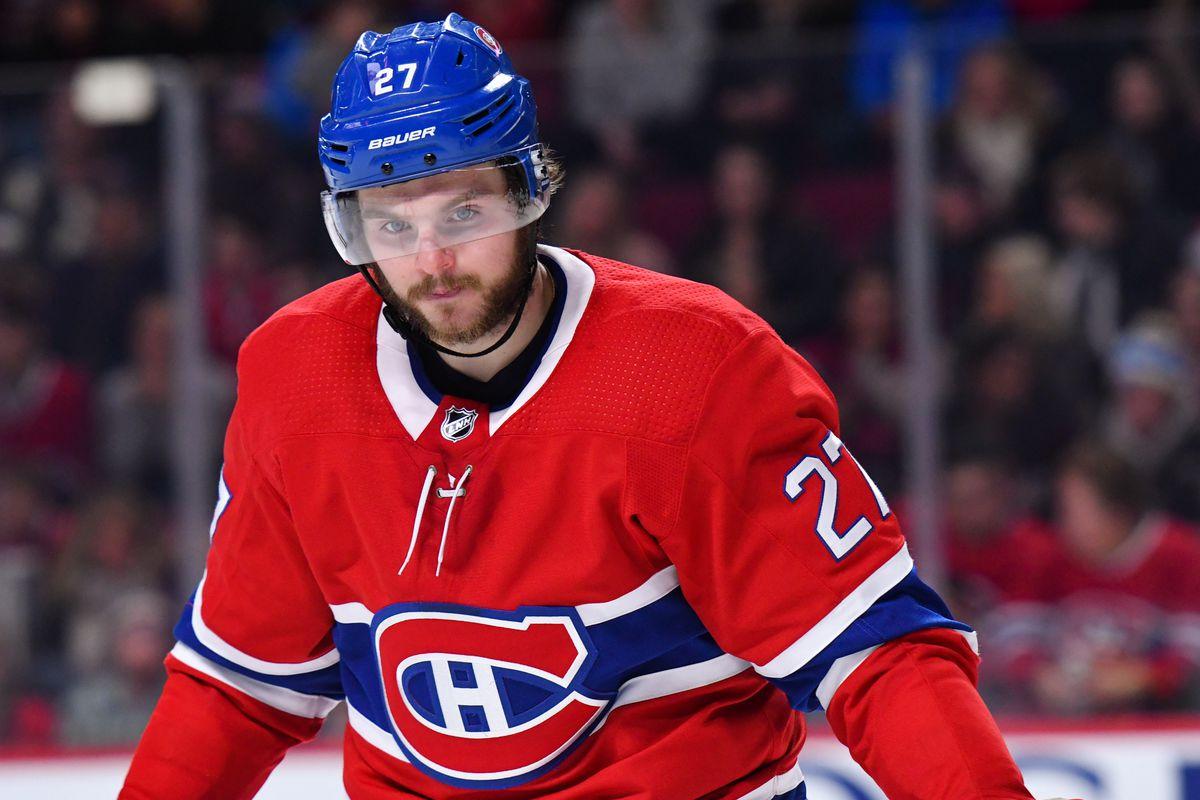 NHL: JAN 02 Sharks at Canadiens