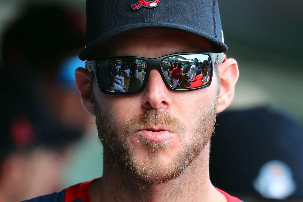 MLB: Spring Training-Tampa Bay Rays at Boston Red Sox
