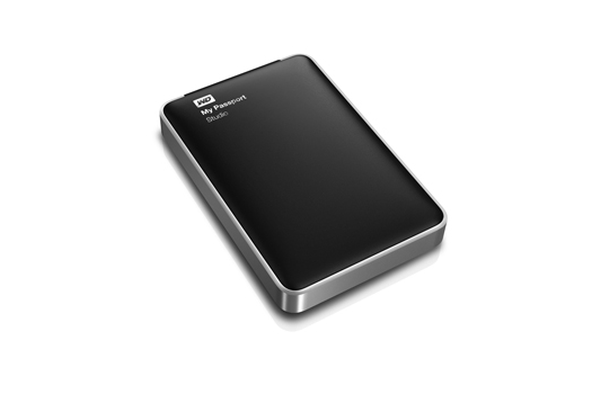 Western Digital launches My Passport Studio 2TB portable