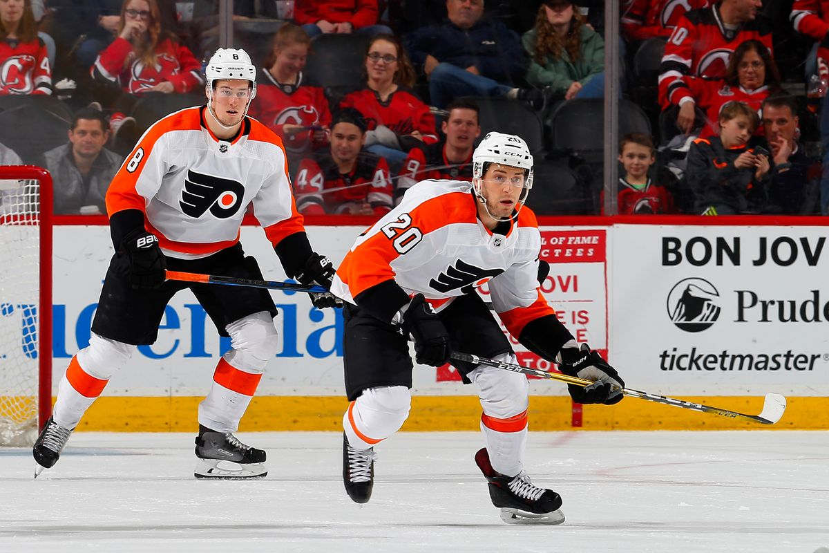outlet store 90531 6b257 BSH Radio #170: Kicking off the Flyers top 25 under 25 ...