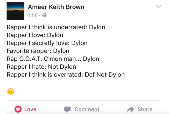 via Ameer Keith Brown