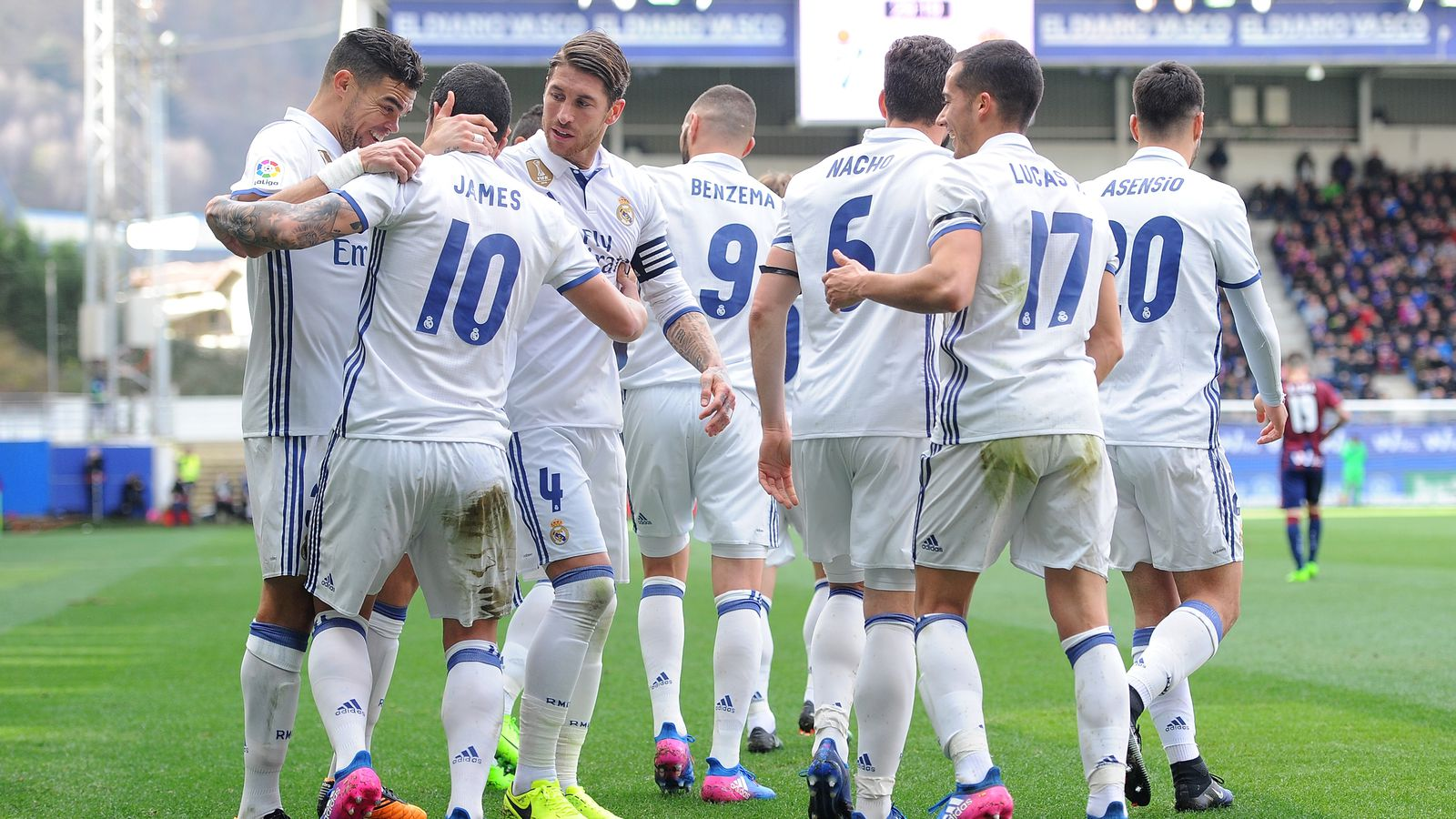Managing Madrid A Real Madrid Community: Napoli Vs Real Madrid, 2017: Match Preview