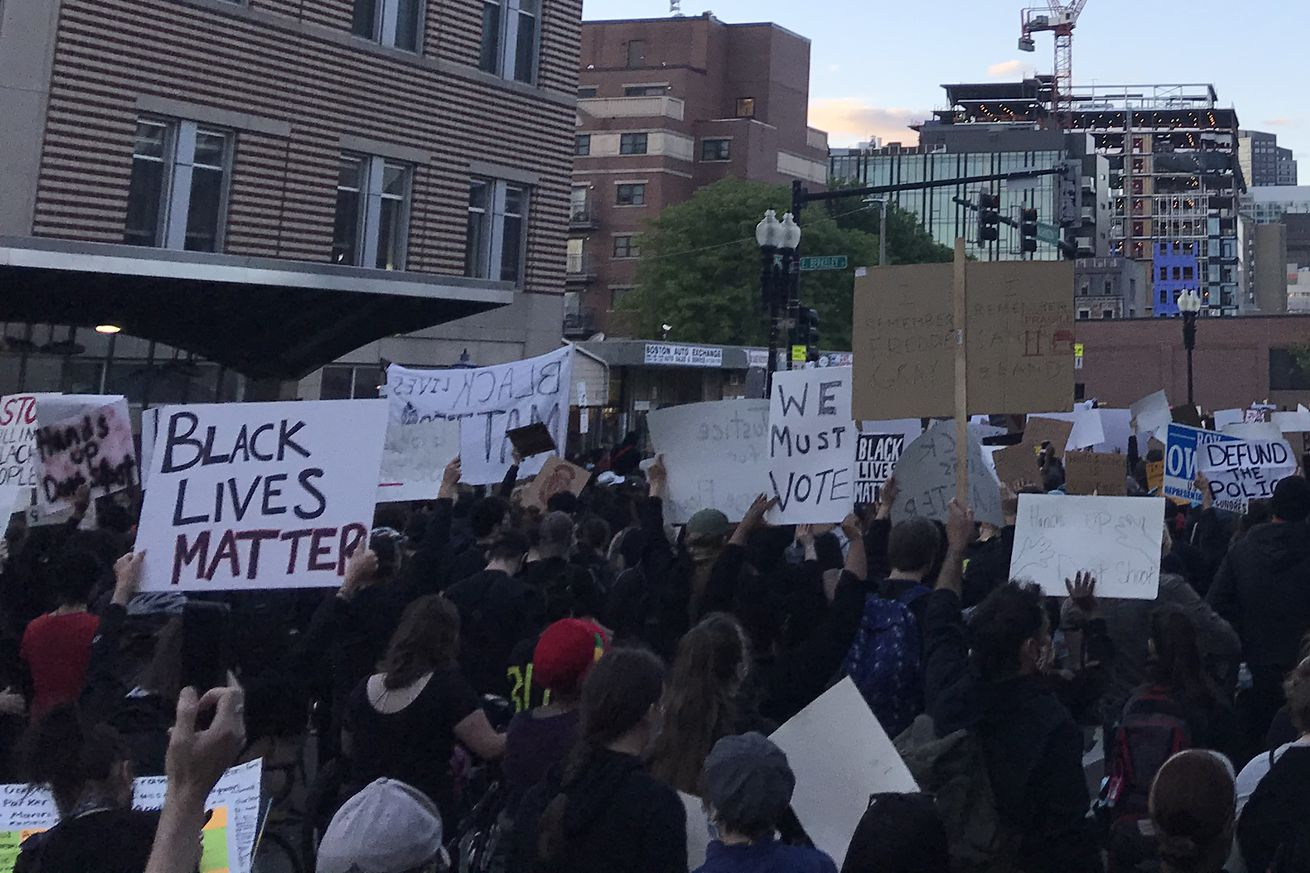 Why I marched in Boston's George Floyd protest