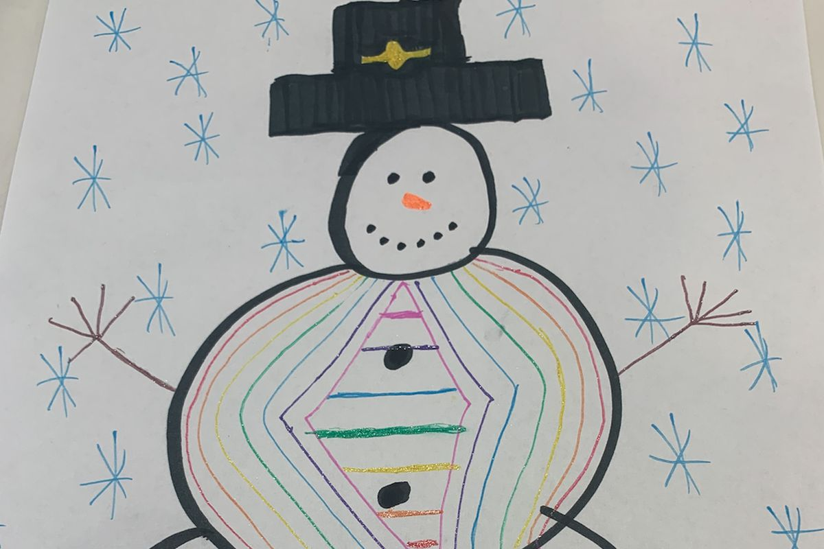 Create a snowman — real or imaginary — and send us a photo. We'll pick the best ones and highlight them in the Sun-Times.