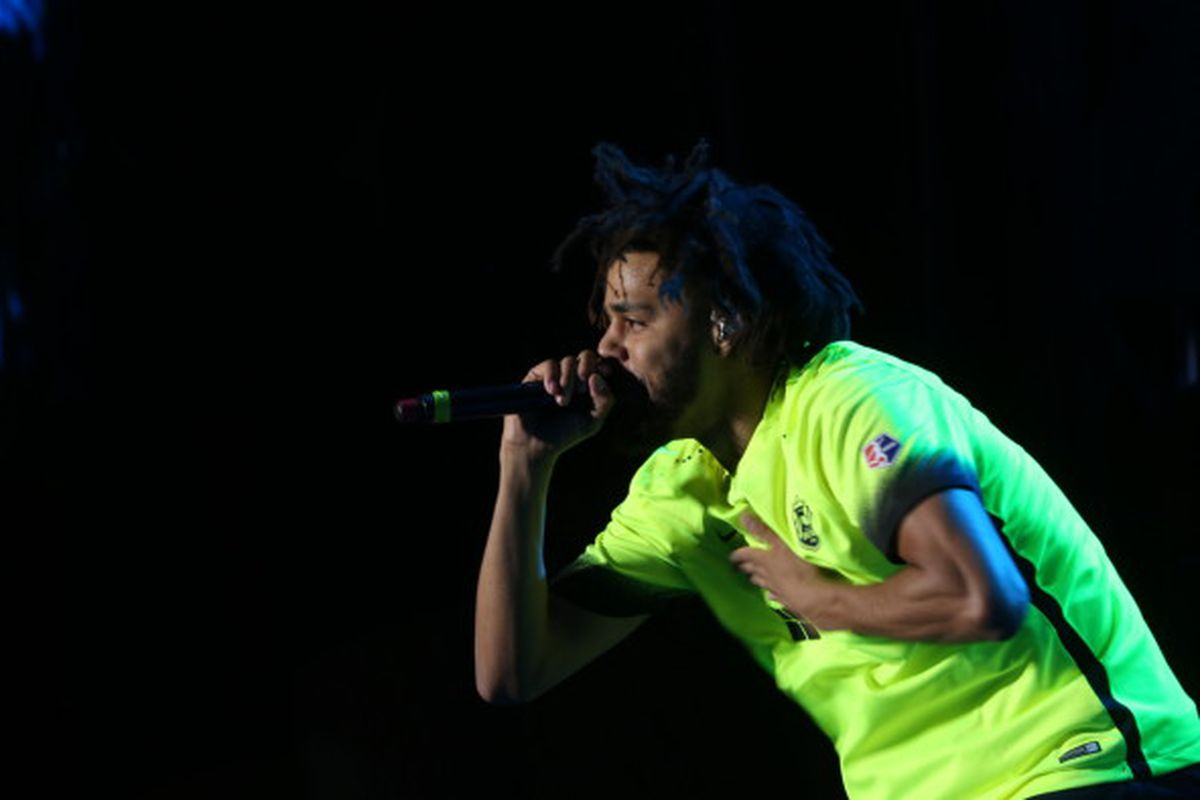 J Cole Is Done With Guest Features Revolt
