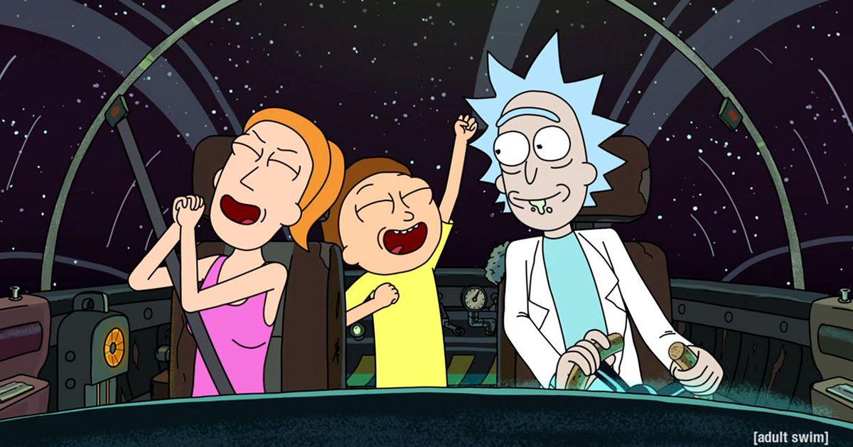 Rick And Morty S02e09