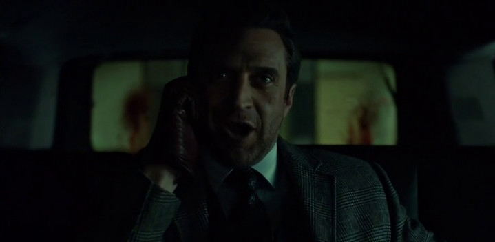 Chilton's armed escorts die, and his terrible day begins on Hannibal.