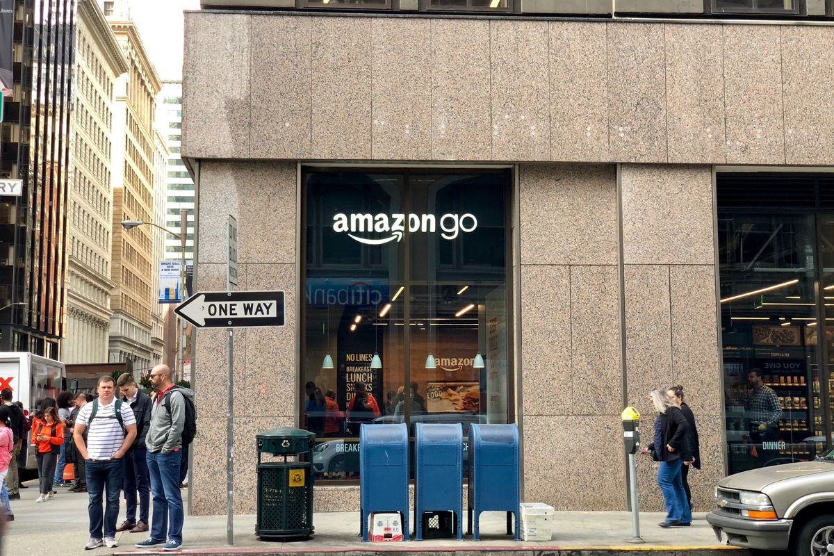 Image result for amazon go in san francisco