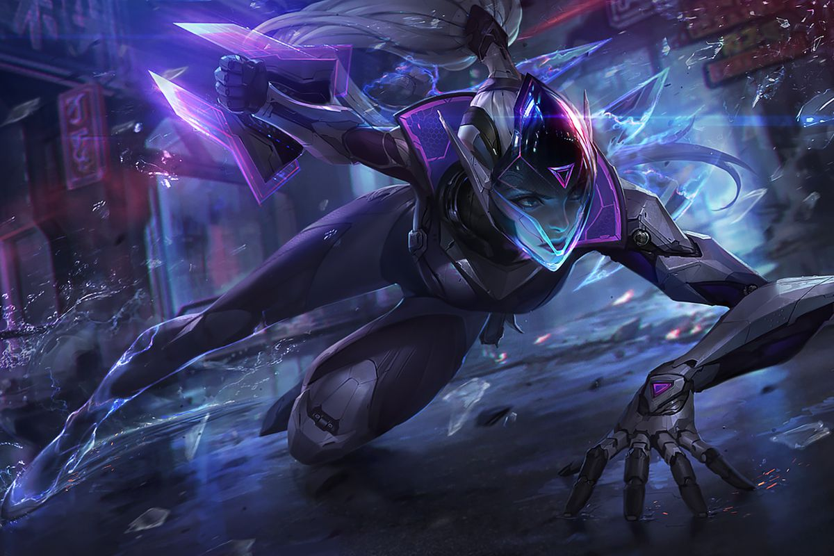 New Project Skins Jhin Vayne And Vi Join The Group The Rift Herald