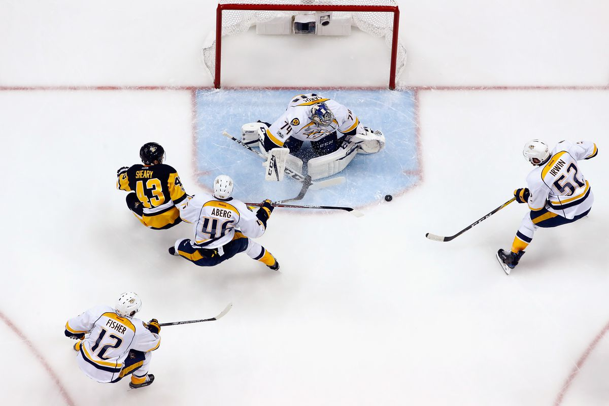 2017 NHL Stanley Cup Final - Game Two