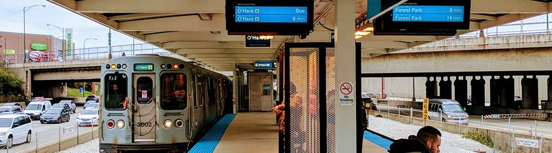 The Blue Line was the last place 11 CTA L operators worked before reporting they tested positive for the coronavirus between mid-March and mid-September. The Red Line had the same number.