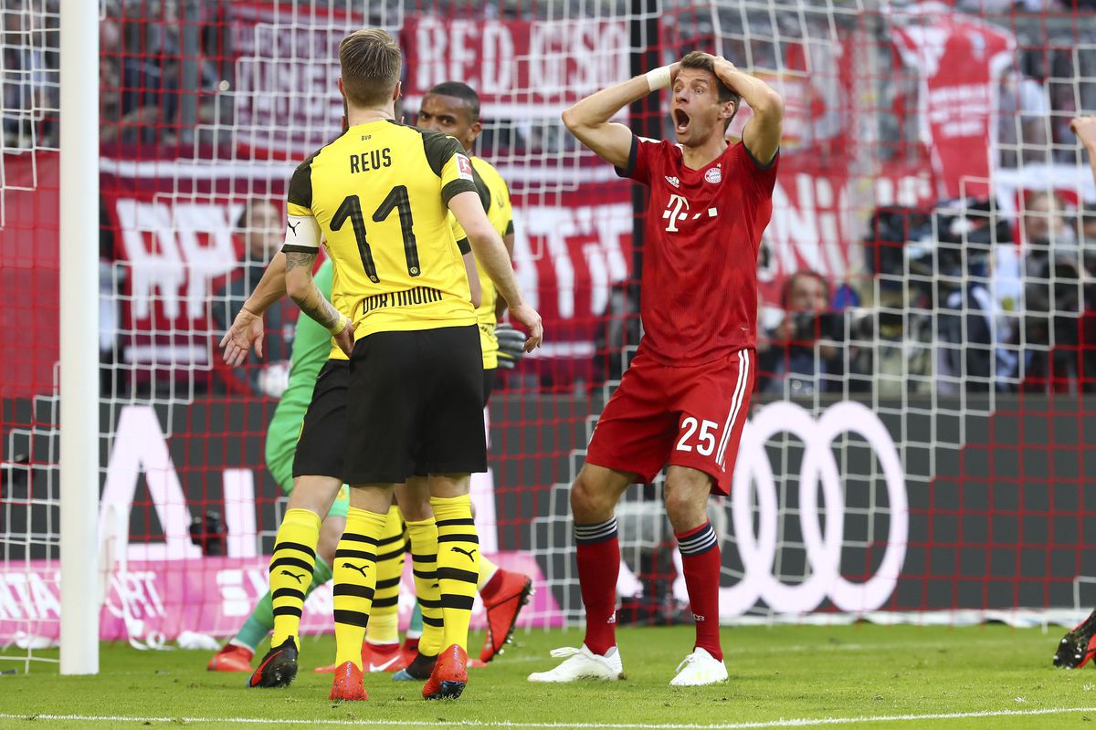 Q A With Fear The Wall Borussia Dortmund Bayern Munich Dfl Supercup Edition Bavarian Football Works What emotion is driving the market now? borussia dortmund bayern munich dfl