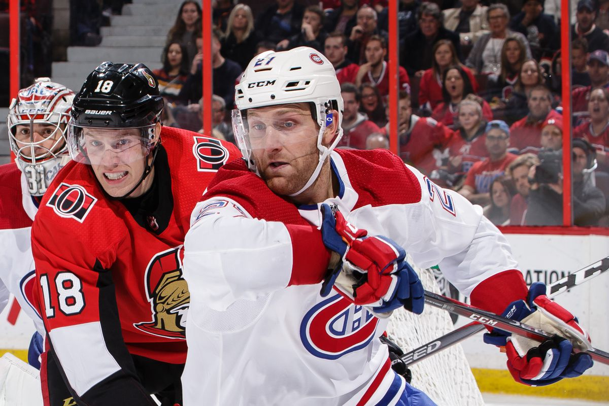 Montreal Canadiens send down Karl Alzner, but he will travel with team on Thursday