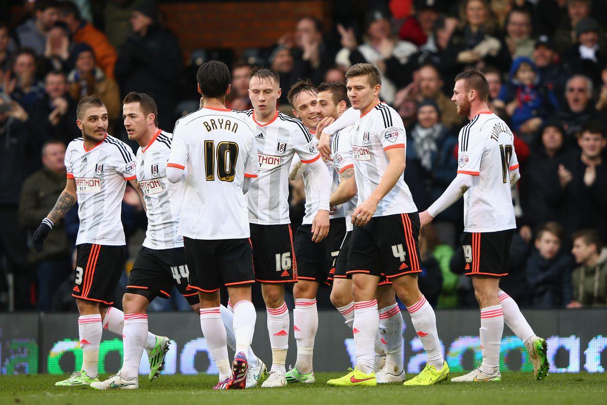 Dream Win - Fulham 2-0 Derby