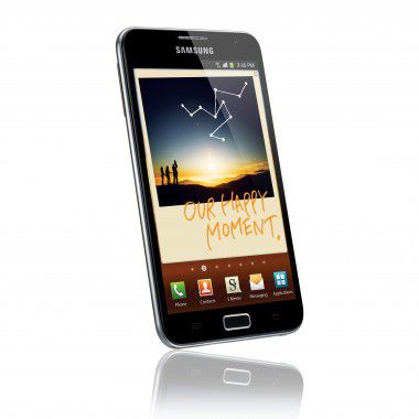 The original Galaxy Note from 2011