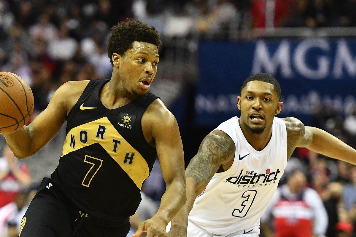 NBA: Playoffs-Toronto Raptors at Washington Wizards