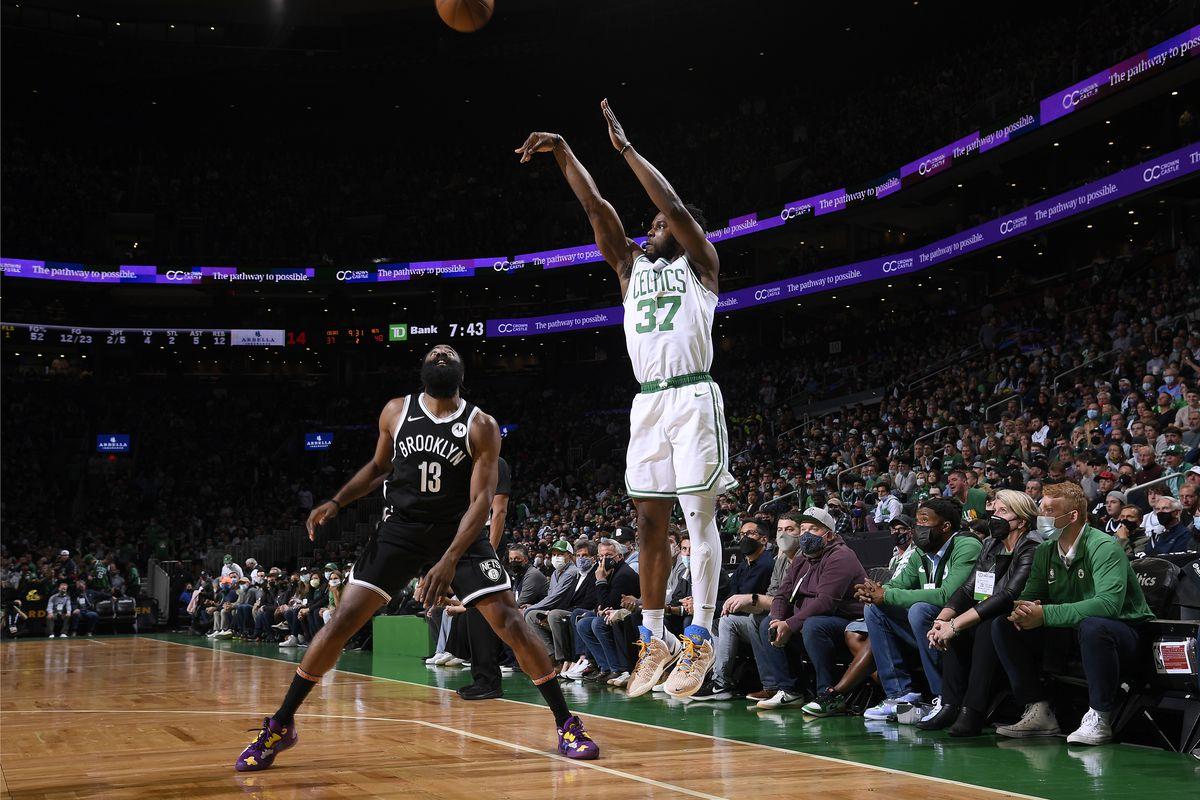 2021 NBA Playoffs - Brooklyn Nets v Boston Celtics